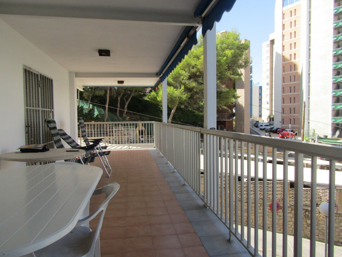 Piso en 2º linea Playa Levante – Rincón – Benidorm. www.inmobiliarialesdunes.com «Rebajado»